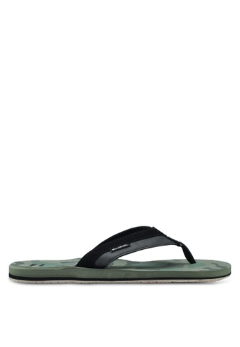 Billabong multi All Day Impact Flip Flops 91713SH43E00B1GS_1