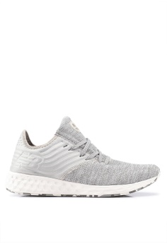 699529a6242 New Balance grey Fresh Foam Cruz V1 Shoes A4CE1SH3677085GS 1