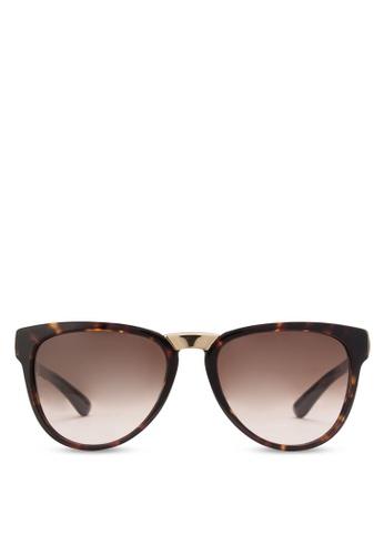 Dolce & Gabbana brown DNA DG4257F Sunglasses DO384GL19WPGMY_1