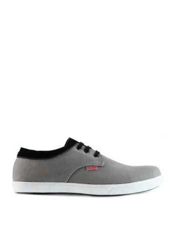 Sogno grey Sneaker Shoes GF.7019 74C53SH48E9B9DGS_1