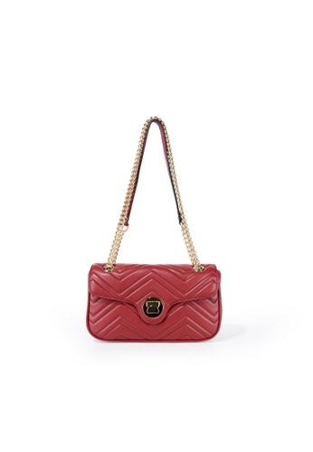 Esfolar red Esfolar Shoulder  Bag (EA300233) DE1AEACA1B16DDGS_1