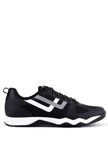 World Balance black Freedom Boost Mens Cross Training Shoes 8B32CSH9A5E24DGS_1
