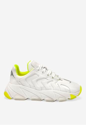 ASH silver ASH Extreme Sneakers - Silver E1BE0SH2F0CF62GS_1