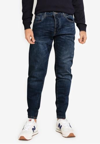 OVS blue Skinny-Fit Stretch Jeans DFAB8AADF2213AGS_1