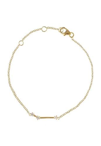 RAM Jewelry gold Constellation Bracelet - Yellow Gold - Aries F2445ACB05B2D8GS_1