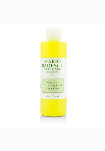 Mario Badescu MARIO BADESCU - Special Cucumber Lotion - For Combination/ Oily Skin Types 236ml/8oz 7F40FBE16EA8BBGS_1
