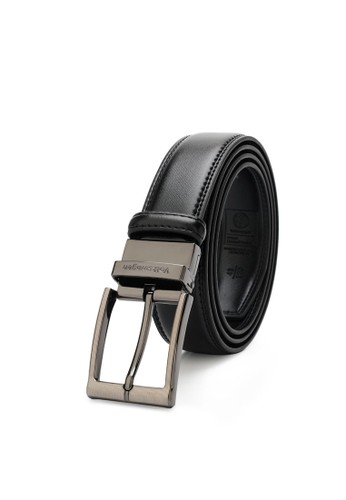 Volkswagen black 35mm Belt 434F1ACDA4DC63GS_1