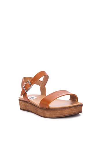 0a4f45cfe109 Shop Steve Madden Aida Wedge Online on ZALORA Philippines