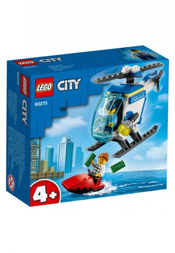 LEGO multi LEGO City Police 60275 Police Helicopter (51 Pieces) F67A4THFDCE83FGS_1