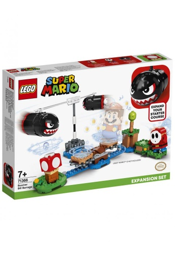 LEGO multi LEGO Super Mario 71366 Boomer Bill Barrage Expansion Set (132 Pieces) FF35ATH92F6449GS_1