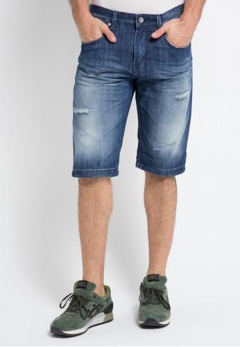 X8 blue Jagger Shorts X8323AA0VOFKID_1