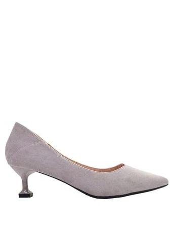 Twenty Eight Shoes 5CM尖頭高踭鞋 6209-1 AE483SHA784F08GS_1