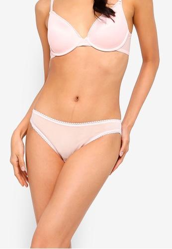 23d901c81 Buy On Gossamer Mesh Hip Bikini Online on ZALORA Singapore