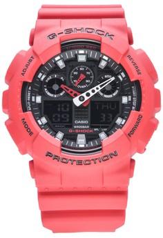 G-SHOCK_GA-100B-4A Watch