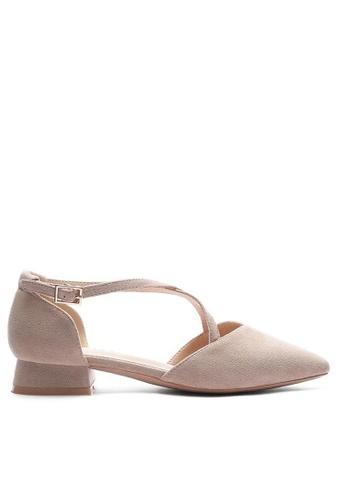 Twenty Eight Shoes Cross Slingback Heel 903-5 3919ESH9D6D46DGS_1