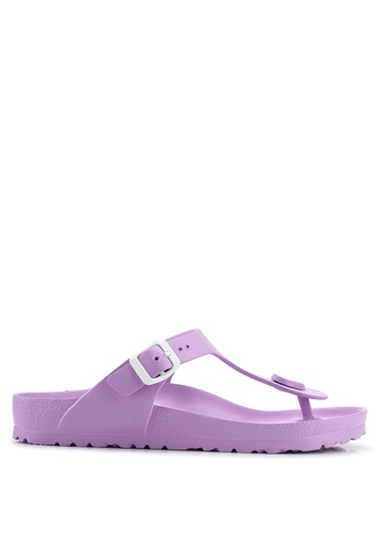 73ec99983 Buy Birkenstock Gizeh Eva Sandals Online on ZALORA Singapore