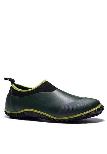 Twenty Eight Shoes 綠色 前衛設計的雨鞋 VM30 96B38SHDE3F738GS_1