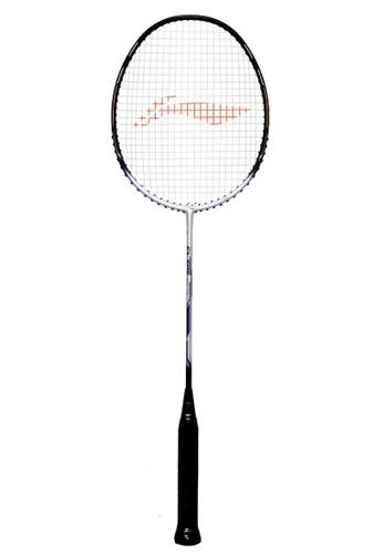 Li-Ning grey and white LI-NING CL505 BADMINTON RACQUET - WHITE/NAVY A8AB3SE6531A60GS_1