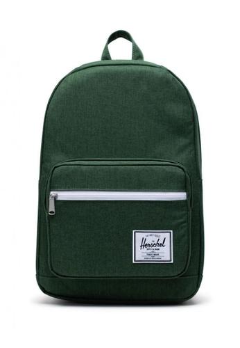 Herschel green Pop Quiz Backpack 0FD94AC7872E22GS_1