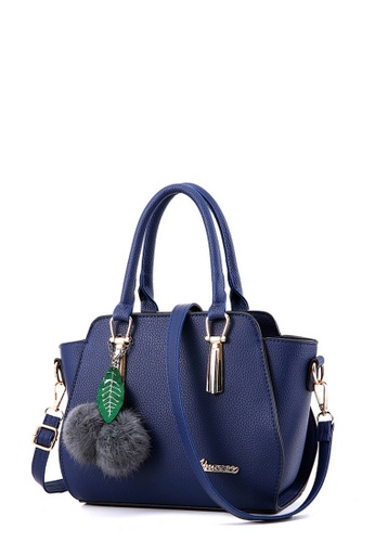 TCWK blue TCWK Korea Style Blue Ladies Handbag TC258AC0RR5PMY_1