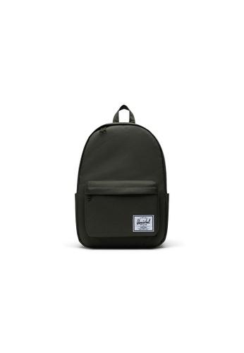 Herschel black Herschel Classic XL - Forest Night Backpack 385FDAC53703DDGS_1