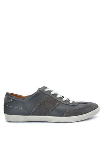 ECCO black Collin Sneakers EC876SH0JC7LPH_1