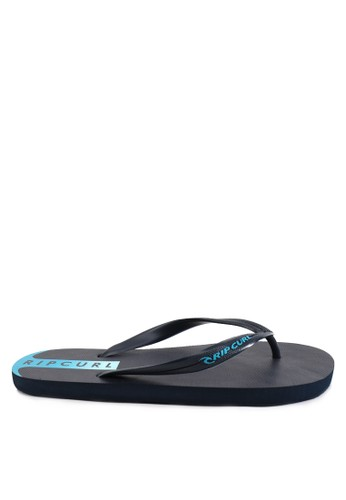 Rip Curl black Freelite Thongs 99B63SH36B578DGS_1
