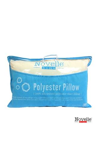 Novelle Novelle Extra Firm Anti-Dustmite Polyester Pillow E7B13HLCC14CE5GS_1