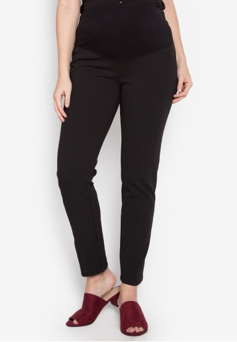 Mommy Plus black Alice Maternity Pants MO015AA0KGETPH_1