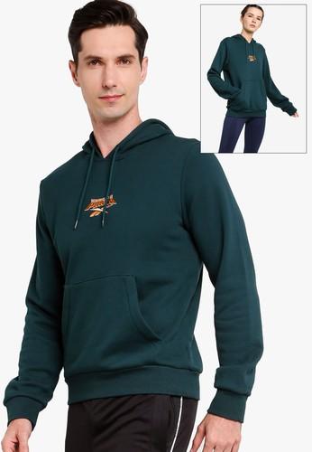 Reebok green Kung Fu Panda Sweatshirt 43629AA7A22038GS_1