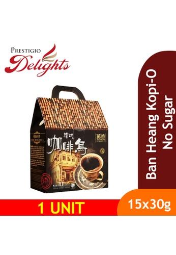 Prestigio Delights Ban Heang Kopi-O No Sugar 15x30g DF546ES721AE13GS_1