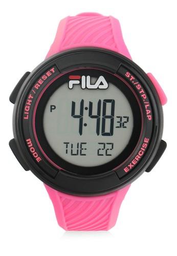 Fila Watches pink Fila Watches FI875AC0U8A1ID_1