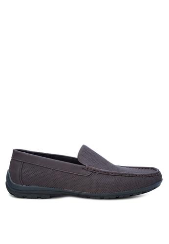 Itti brown Formal Shoes IT425SH0JTKUPH_1