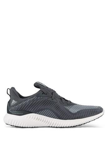 adidas grey adidas alphabounce hpc m AD349SH0VCMKID_1