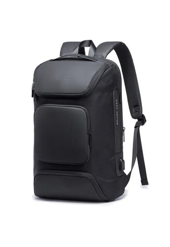 Golden Wolf black Bange Camo Laptop Backpack EA689AC5F8E36EGS_1