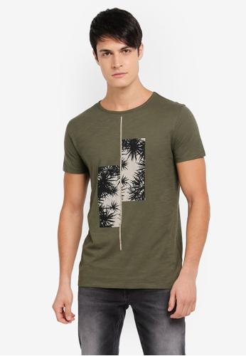 BOSS green Trackside T-Shirt - Boss Casual BO517AA0SRBBMY_1