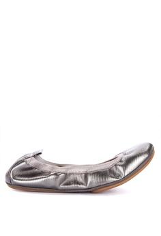 58f7d4a33 Yosi Samra black Ballet Flats 6E22ESHBB29497GS 1