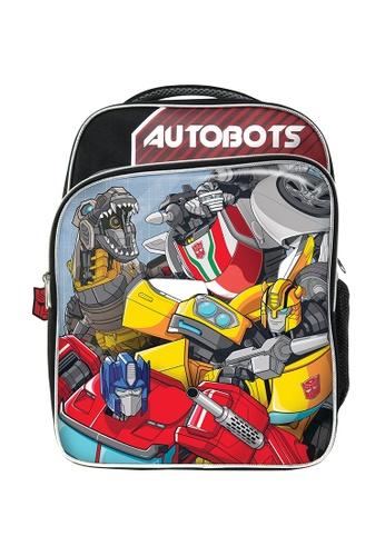Transformers Transformers Autobots Pre-School Bag A0836KCABFDCCBGS_1