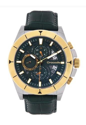 Crocodile Timepiece green Crocodile CM-020A24D Jam Tangan Pria 9F90EAC9042EEDGS_1