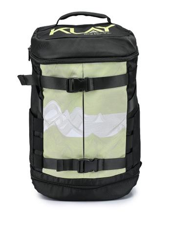 Anta black KT Backpack 670F8AC2BD3F95GS_1