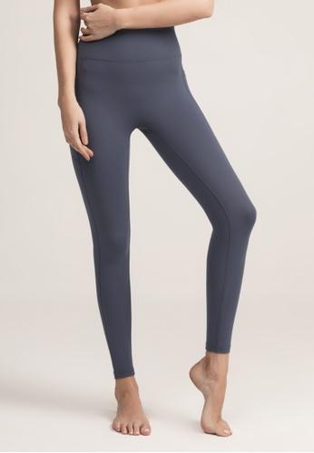 HAPPY FRIDAYS 兩側口袋真裸感運動緊身褲(無尷尬線)DSG190902 680B5AA993C859GS_1