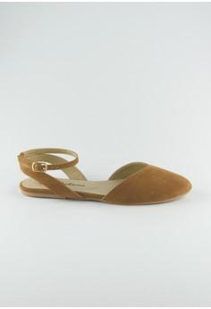 ZC Eirene Flats - Brown