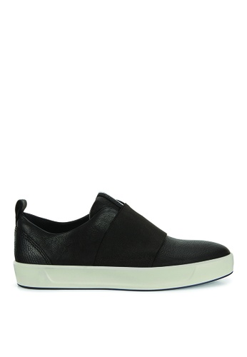 75aa78361e31 Buy ECCO Soft 8 W Black Trento Online on ZALORA Singapore