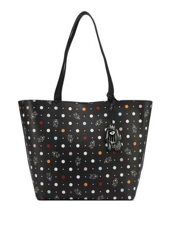 Esprit black Tote Bag ES374AC0T172MY_1