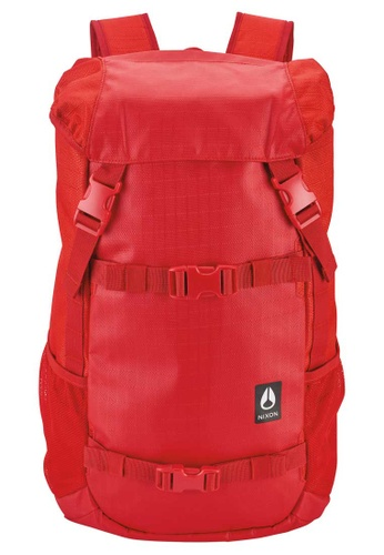 Nixon red Nixon - Landlock Backpack III - All Red (C2813191) 8596CACA2520D7GS_1