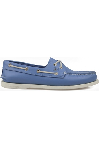 paperplanes blue Boat Island Casual Premium Handmade Leather Loafers Shoes US Women Size PA355SH04PMLSG_1