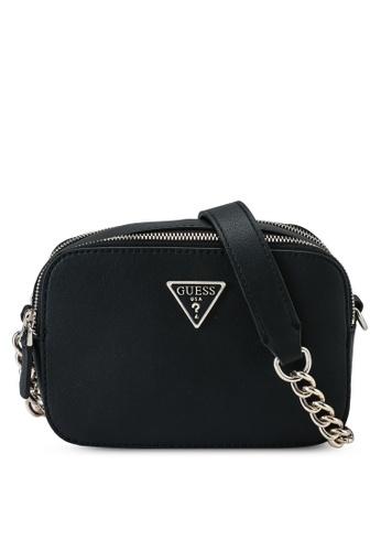 Guess black Noelle Crossbody Camera Bag C511EACFA0FEACGS_1