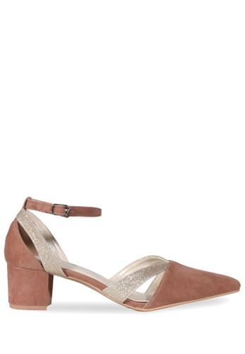 CLAYMORE beige Claymore Mid Low Heels  MZ - 1721 - Moca CL635SH00VBZID_1