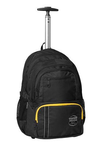 CAT black CAT Peoria Backpack Trolley 2C3EDACFEFB127GS_1