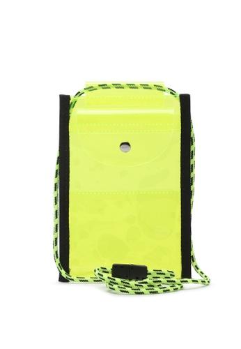 London Rag yellow Clear Bag 6405FAC26CDB6FGS_1